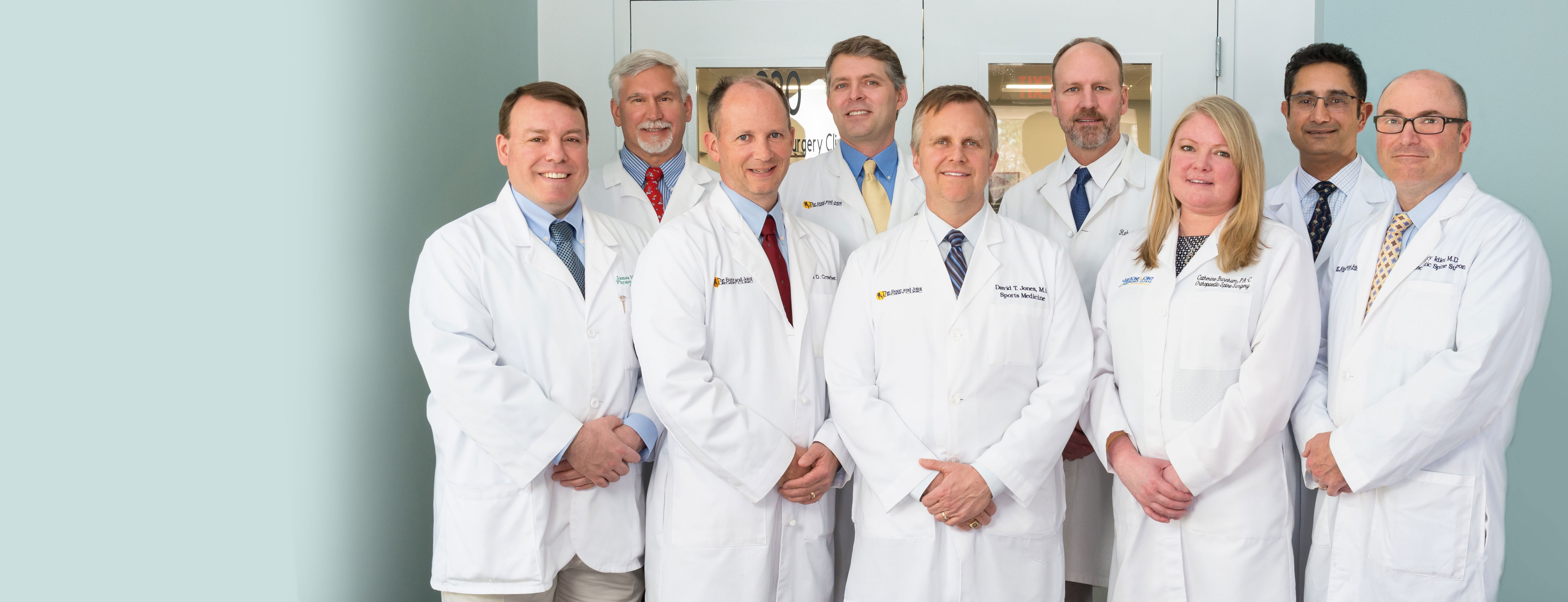 The Bone and Joint Surgery Clinic   Board Certified